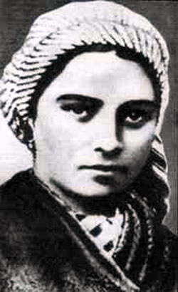 Image of St. Bernadette Soubirous