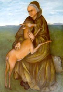 Image of St. Giles of Assisi
