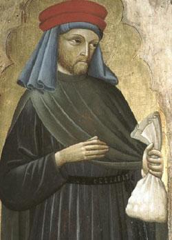 Image of St. Homobonus