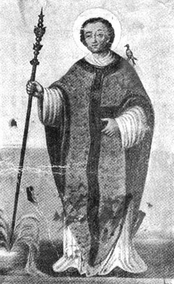 Image of St. Ursus of Aosta
