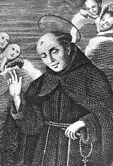 Image of St. John Joseph of the Cross