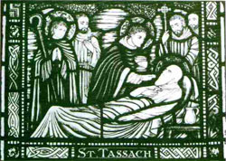 Image of St. Tassach