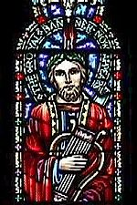 Image of St. Venantius Fortunatus
