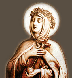 Image of St. Veronica Giuliani