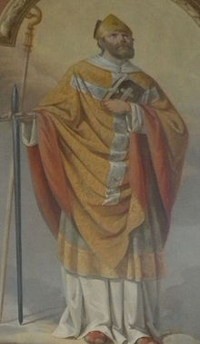 Image of St. Victorinus of Pettau