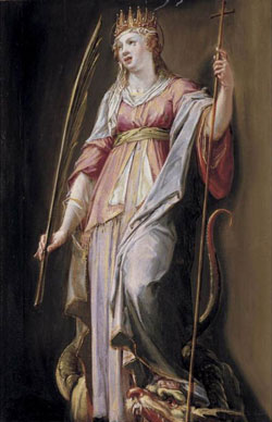 St. Margaret of Antioch: Saint of the Day for Saturday, July 20, 2019
