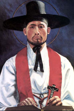 Sts. Andrew Kim Taegon, Paul Chong Hasang, and Companions: Saint of the Day for ...