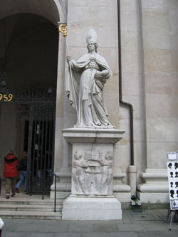 Image of St. Virgilius of Salzburg