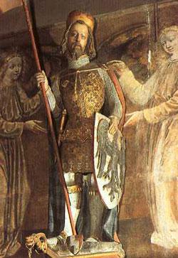 Image of St. Wenceslaus I, Duke of Bohemia