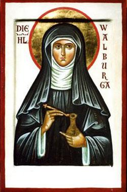 Image of St. Walburga