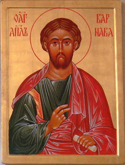 Image of St. Barnabas