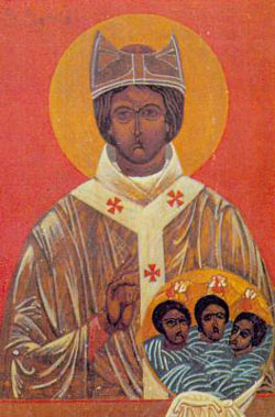 Image of St. Winaman