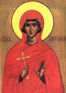 Image of St. Tatiana of Rome