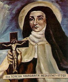 Image of St. Teresa Margaret Redi