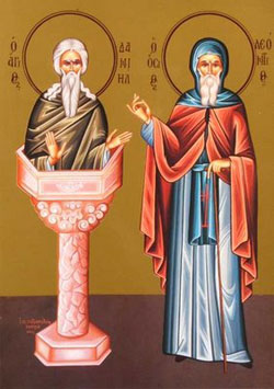 Image of St. Daniel the Stylite