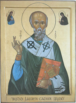 Image of St. David