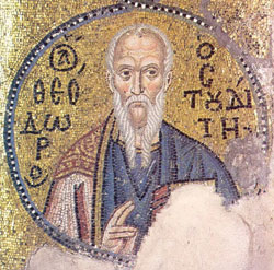 Image of St. Theodore of Studites