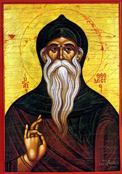 Image of St. Theodosius the Cenobiarch