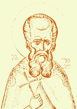 Image of St. Theodotus of Ancyra