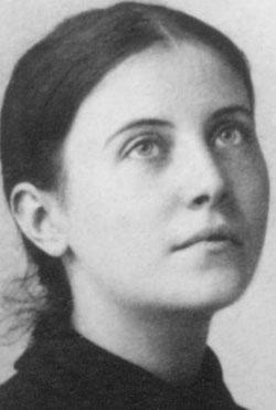 Image of St. Gemma Galgani