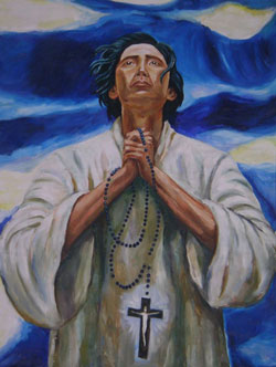 St. Lorenzo Ruiz: Saint of the Day for Wednesday, September 28, 2016