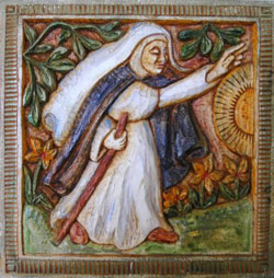 Image of Bl. Margaret of Castello