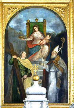 Image of St. Titian of Oderzo