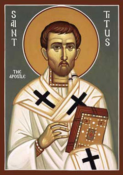 Image of St. Titus
