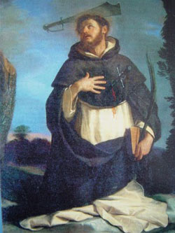 pedro catholic singles Bañez (originally and more properly vaÑez and sometimes, but erroneously, ibaÑez), domingo, a spanish dominican theologian, b february 29, 1528, at medina del.