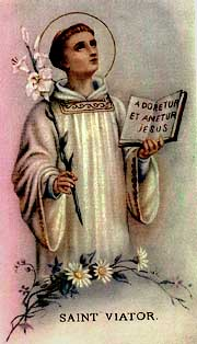 Image of St. Viator