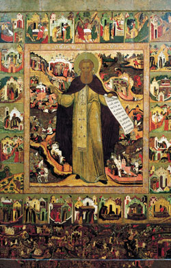 Image of St. Sergius of Radonezh
