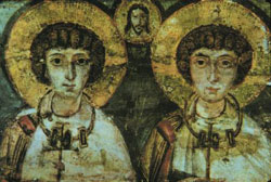 Image of St. Sergius & Bacehus