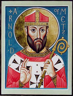 Image of St. Arnulf
