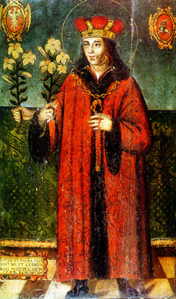 Image of St. Casimir of Poland