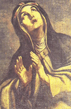 Image of St. Bridget of Sweden