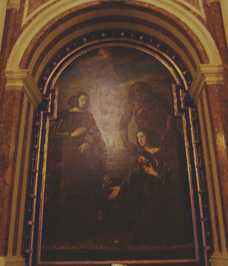 Image of St. Centolla & Helen