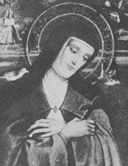 Image of St. Colette