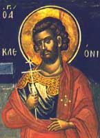 Image of St. Cleonicus
