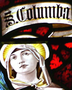 Image of St. Columba the Virgin