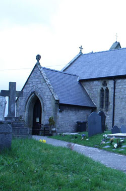 Image of St. Cynfran