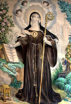 Image of St. Gertrude