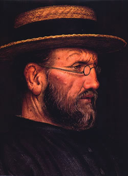 Image of St. Damien of Molokai