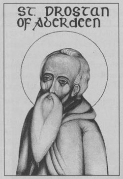 Image of St. Drostan