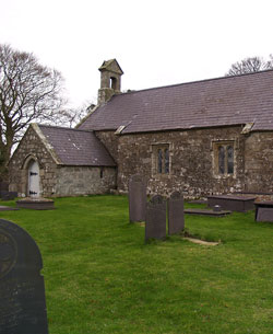 Image of St. Dyfnan