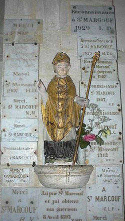 Image of St. Marculf