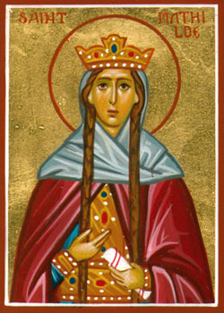 Image of St. Matilda