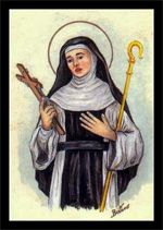 Image of St. Elizabeth of Schonau