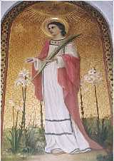 Image of St. Emerentiana