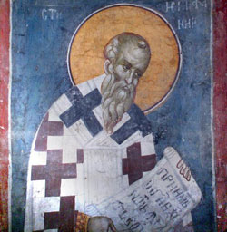 Image of St. Epiphanius of Salamis