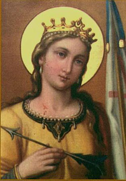 Image of St. Ursula